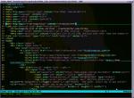 VIM: подсветка HTML