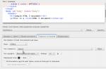 Komodo: настройки синтаксиса языка