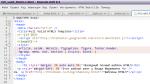 Komodo: подсветка вставки другого языка
